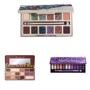 Urban Decay & too faced bundle